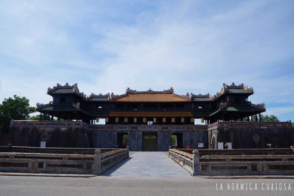 Ciudad imperial Hue, viaje Vietnam