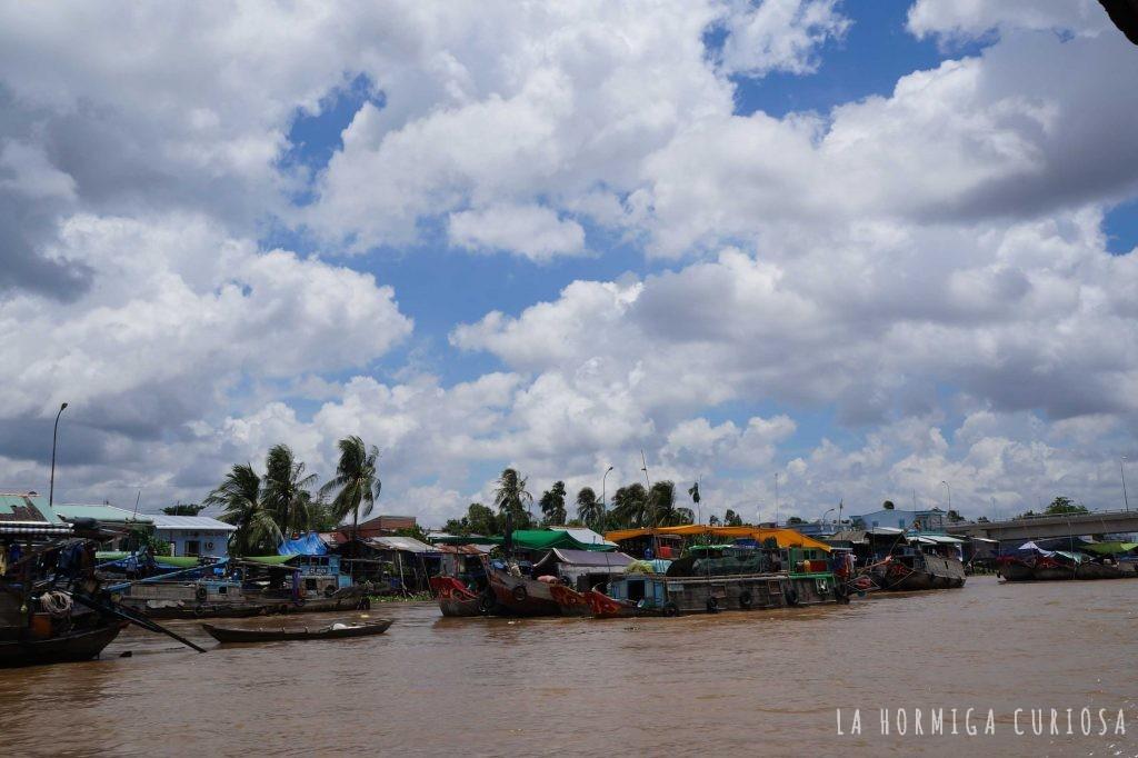 Delta del Mekong, viaje Vietnam