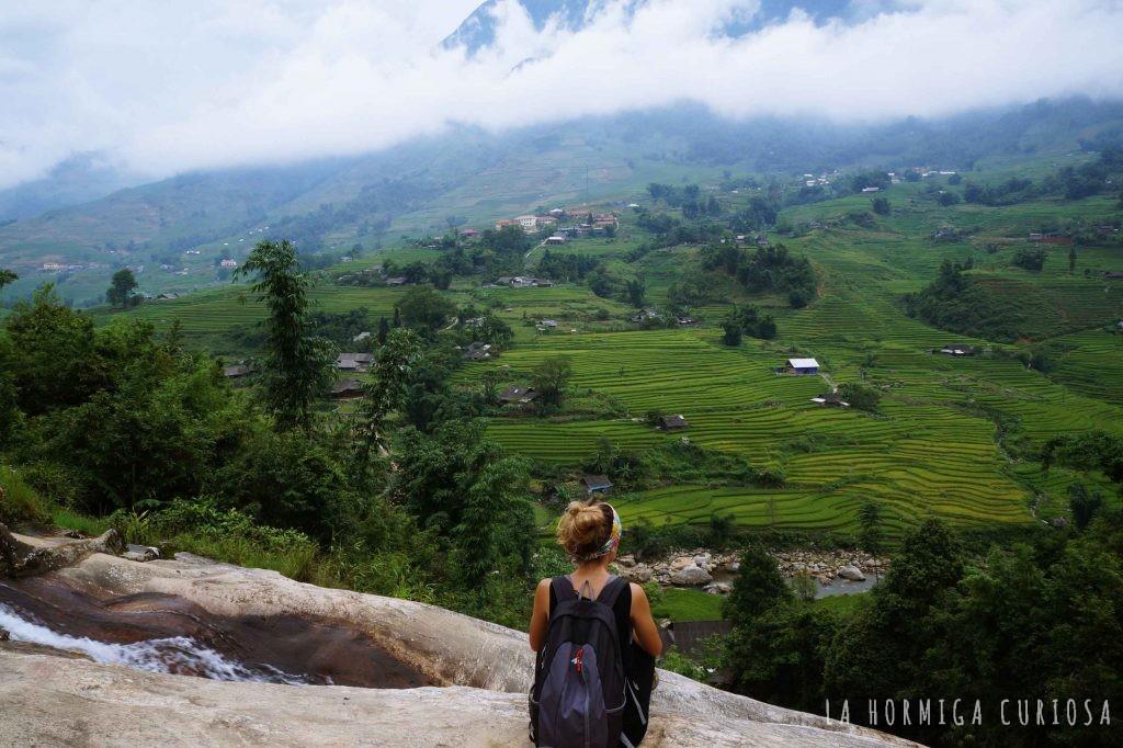 montañas Sapa