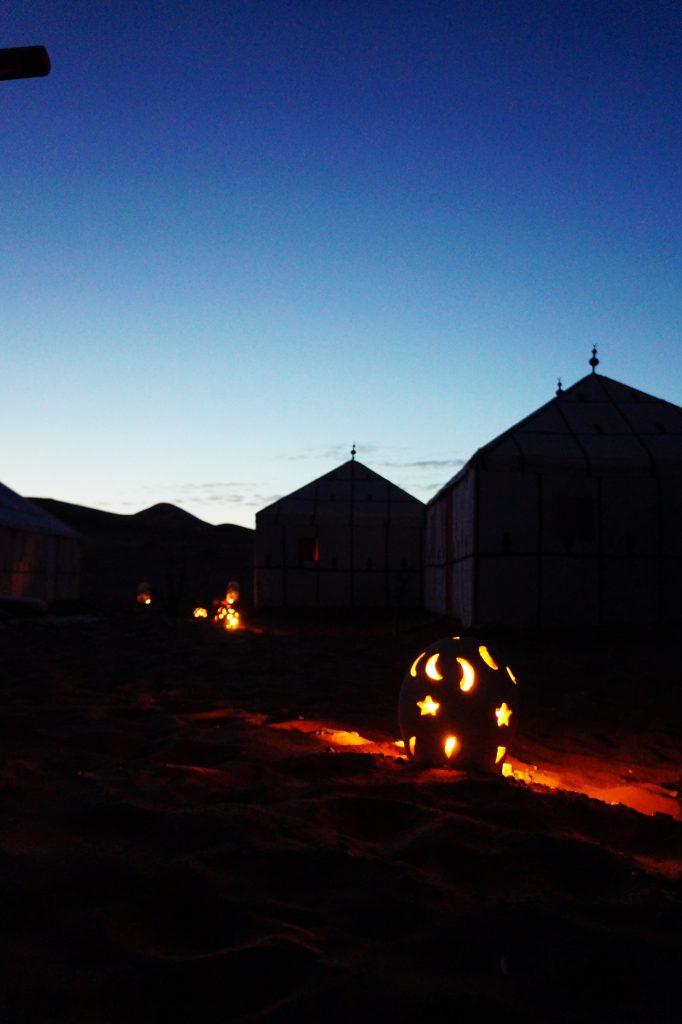 noches desierto