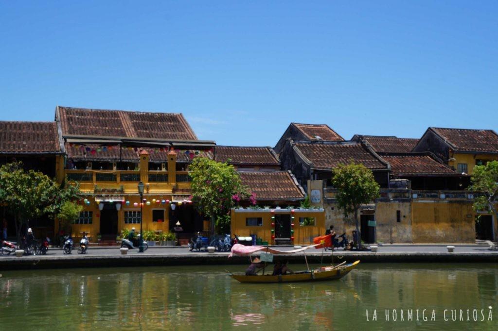 Hoi an, viaje Vietnam