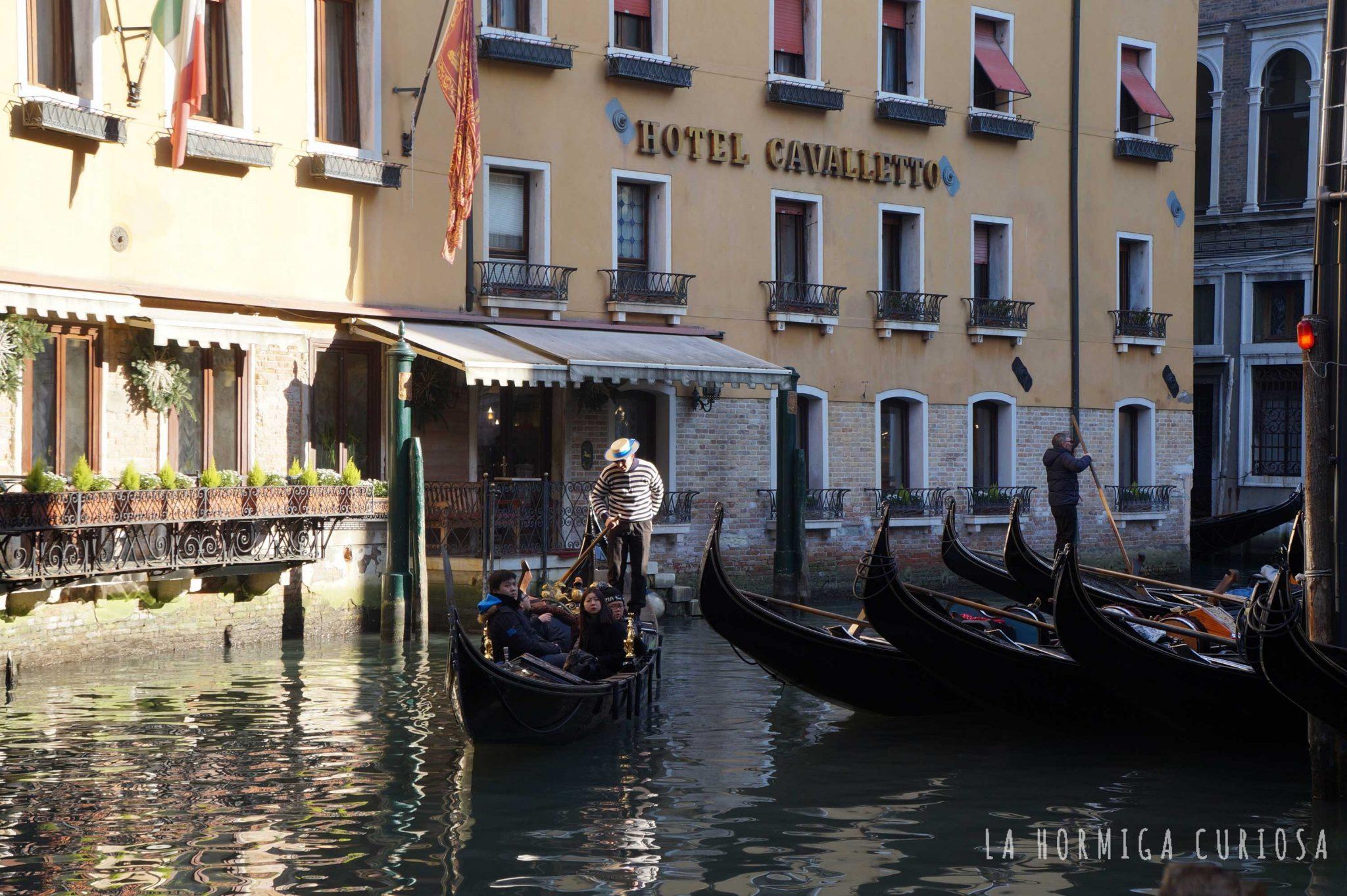 Fin de año en Venecia