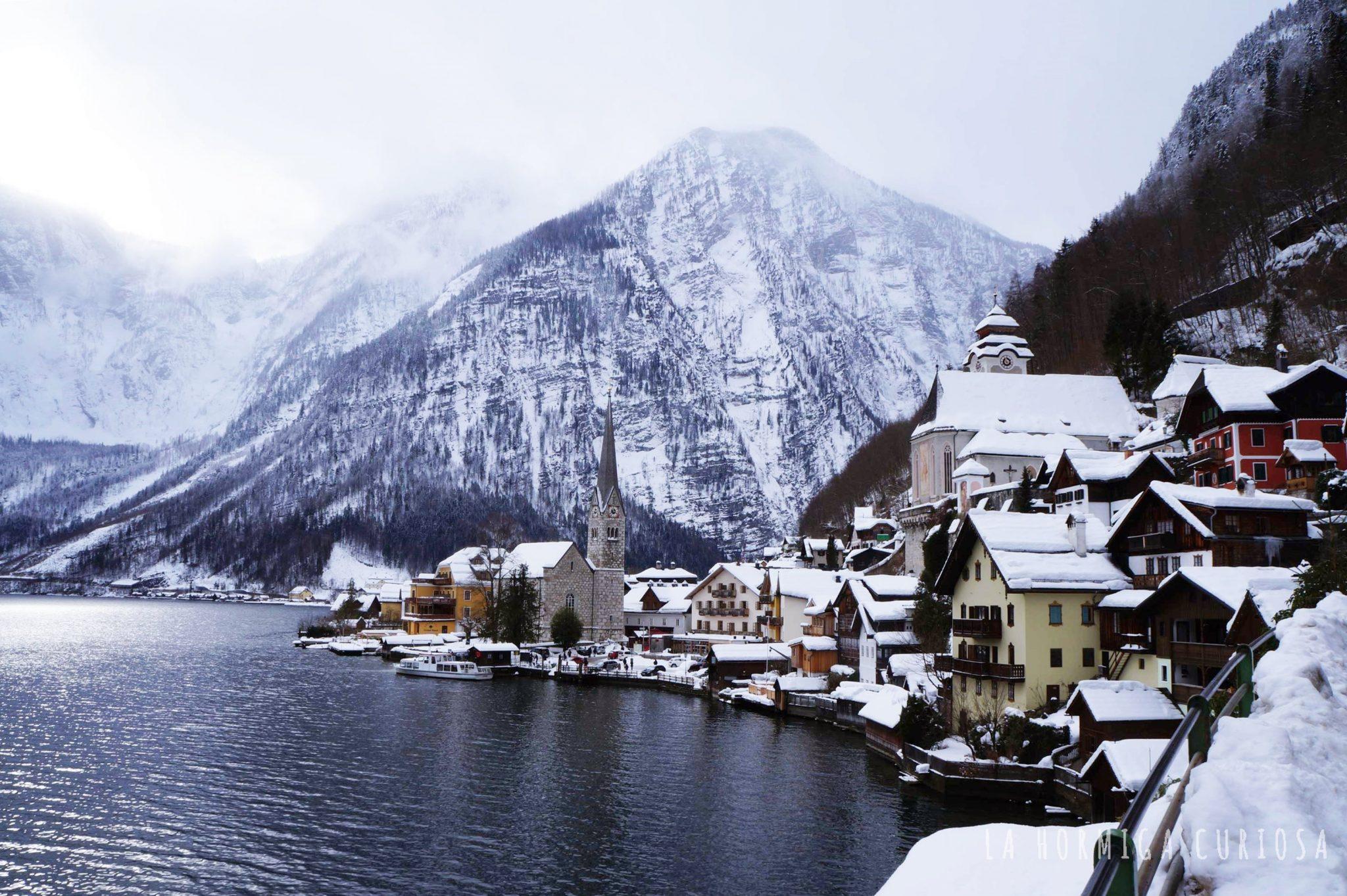 Austria, una escapada de invierno
