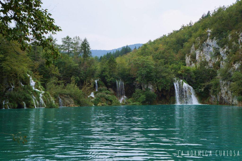 cañones lagos plitvice